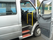 Транспортировка в креслах-колясках