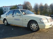 Mercedes Benz S140 TD