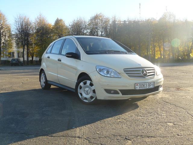 Mercedes Benz B CDI